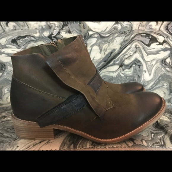 5fce08b29545 Antelope Shoes - NWOT Antelope 321 Brown Leather Boots